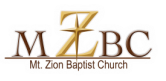 Mt. Zion Baptist Church of Kalamazoo, MI